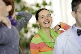 Bildungsinitiative Rumänien: Workshop Teilnehmerin